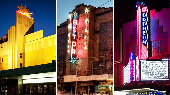 4 Australian cinemas have been listed in Time Out's '50 Most Beautiful Cinemas In The World'